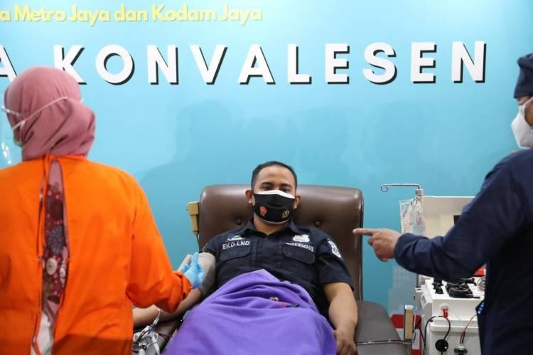 Donor Plasma Polri, Pengamat: Itu Bisa Jadi Teladan Bagi Lembaga Lain