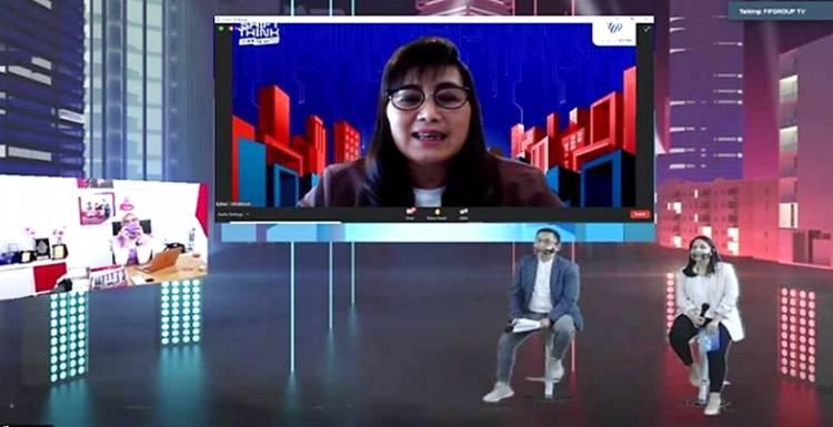 Angkie Yudistia Staf Khusus Presiden Bidang Sosial, Beri Suntikan Semangat Bagi Milenial FIFGROUP