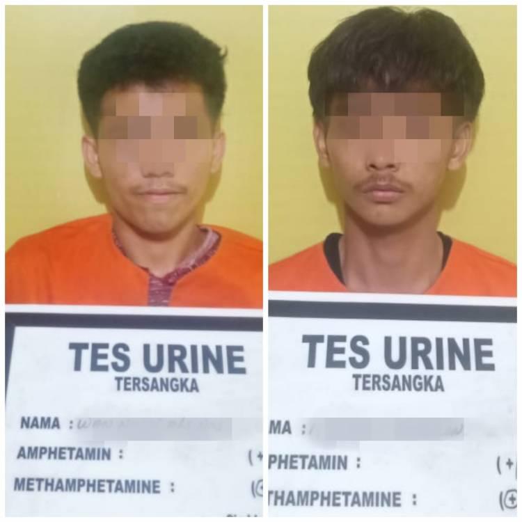 Terkait Sabu, 2 Pria Pengangguran di Rohil ini Diringkus Polisi