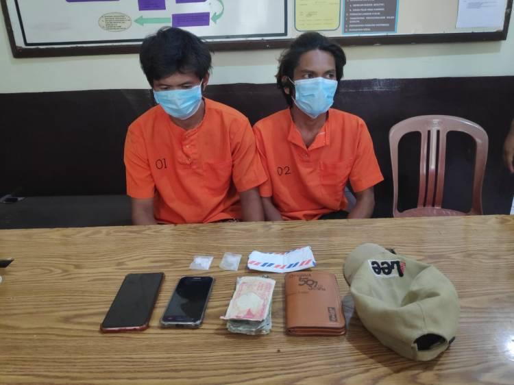 Dua Nelayan Diciduk Polisi Diduga TP Jenis Shabu