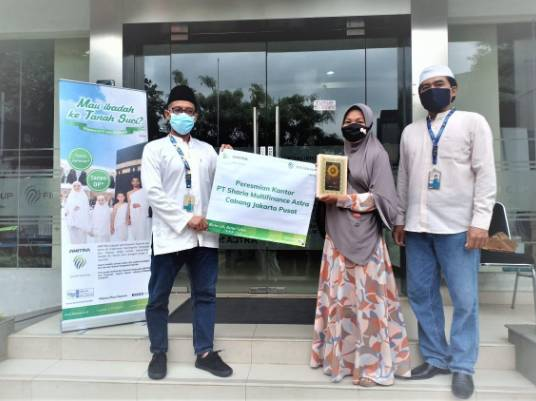 PT Sharia Multifinance Astra Resmikan Pembukaan 5 Kantor Cabang Pertama