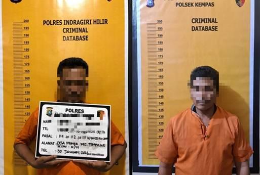 Meski Berada di Dalam Tahanan Kepolisian, Pria ini Masih Nekat Jadi Pengedar Narkoba