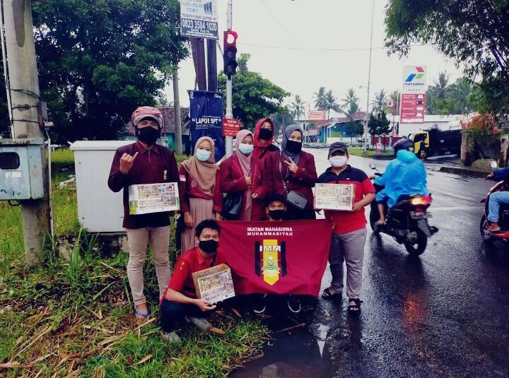 IMM kota Banjar Galang Dana Untuk Korban Bencana Alam di Sunedang