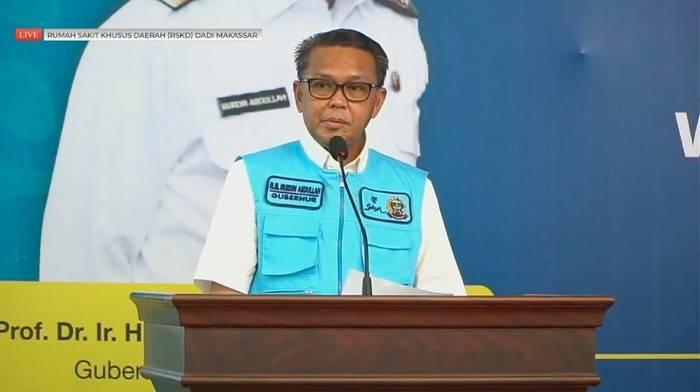 Gubernur Sulsel Nurdin Abdullah Terciduk OTT KPK Bersama 5 Orang Lain
