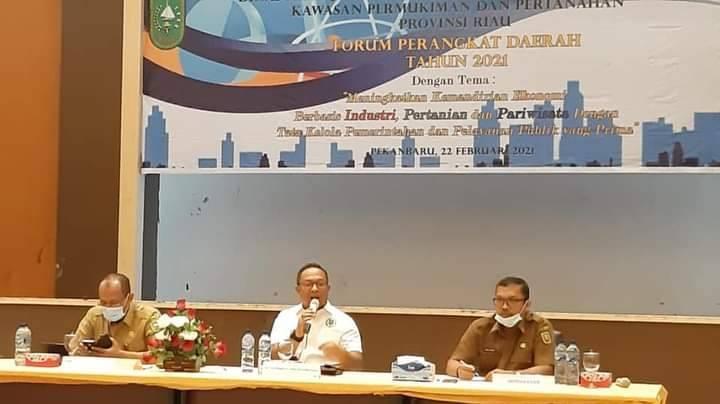 Anggota Komisi IV DPRD Riau, Yuyun: Infrastruktur Bahasan Utama dalam Rapat Forum Perangkat Daerah