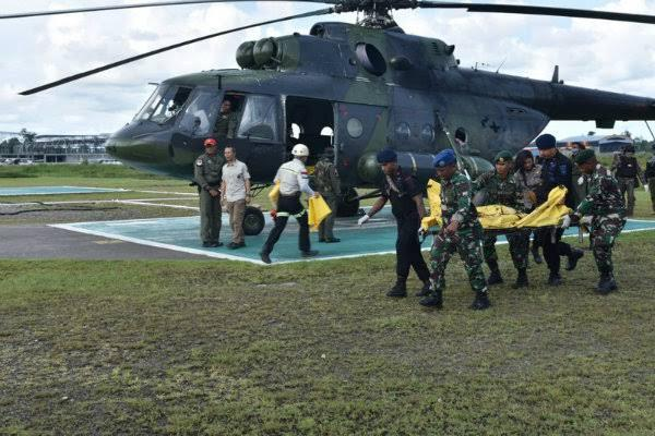 TNI Diserang dengan Kekuatan Tidak Berimbang di Nduga, Papua
