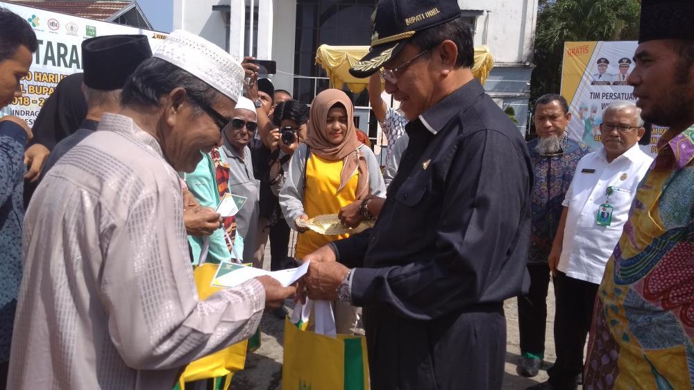 Program 100 Hari Kerja Bupati-Wakil Inhil, 240 Penderita Katarak Jalani Operasi Gratis
