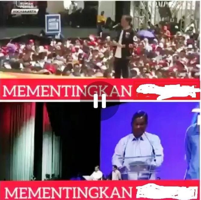 Viral!  Prabowo 21 Tahun Sabar ,Siap Hancur Asal.....Jokowi Akan Melawan 4,5 Tahun di Fitnah