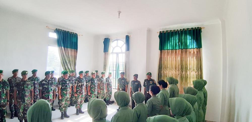 Letda Arh Yulisman Jabat Dan Unit Intel Dim 0321/Rohil