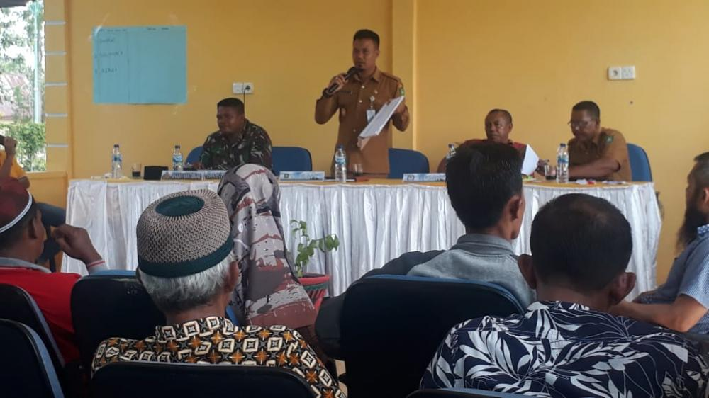 Ketua OMS  Dan POKMAS Kelurahan Batu Panjang Tahun 2020 Bersinergi Dengan Seluruh Pihak