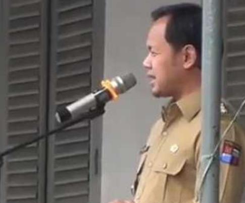 Wali Kota Bogor Bima Arya Sugiarto Masuk Daftar Orang Dalam Pemantauan (ODP) virus Corona