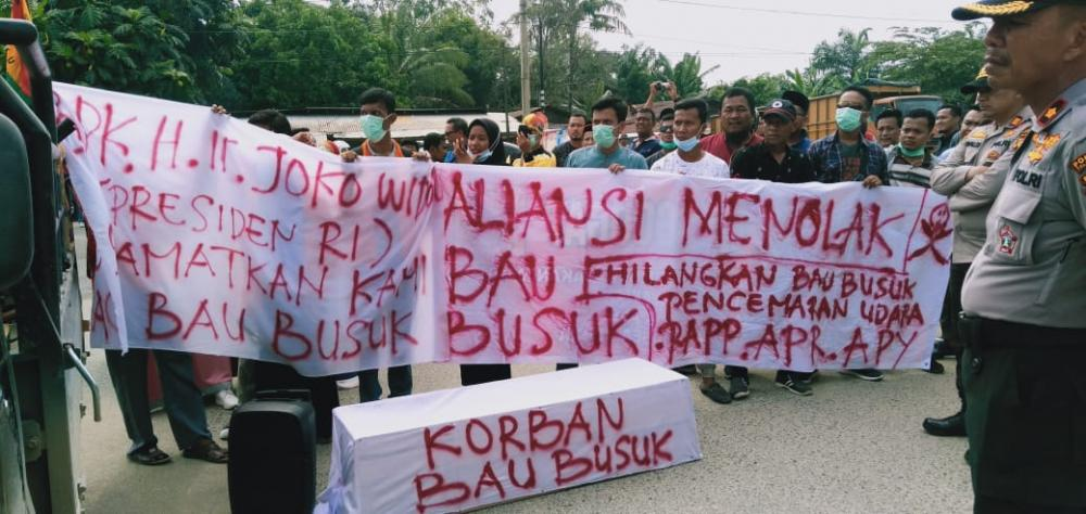 AMBB Antisipasi Penunggang Gelap Dalam Aksi Demo Selanjutnya