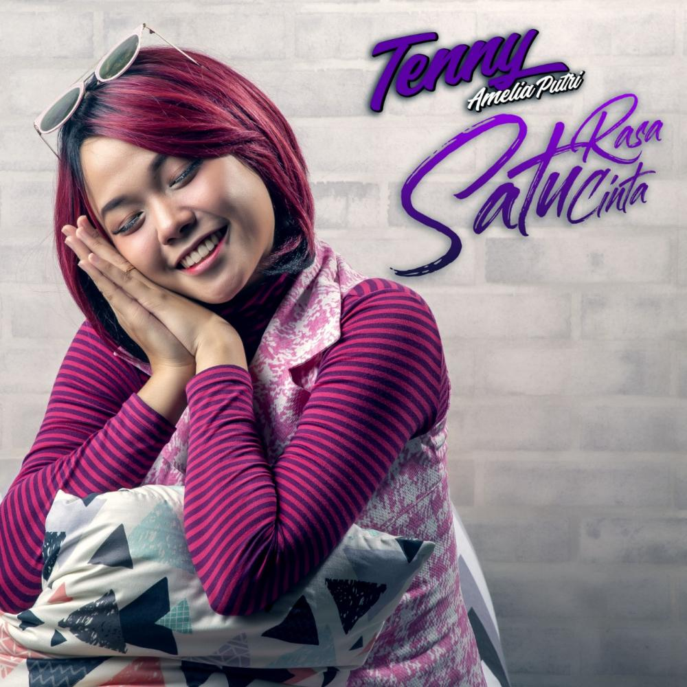 """AG Entertainment memperkenalkan single terbaru Tenny Amelia Putri dengan judul """" Satu Rasa Satu Cinta""""."""
