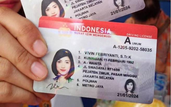 April 2021 Perpanjangan SIM A Dan C Bisa Berbaring Dirumah Ini Caranya