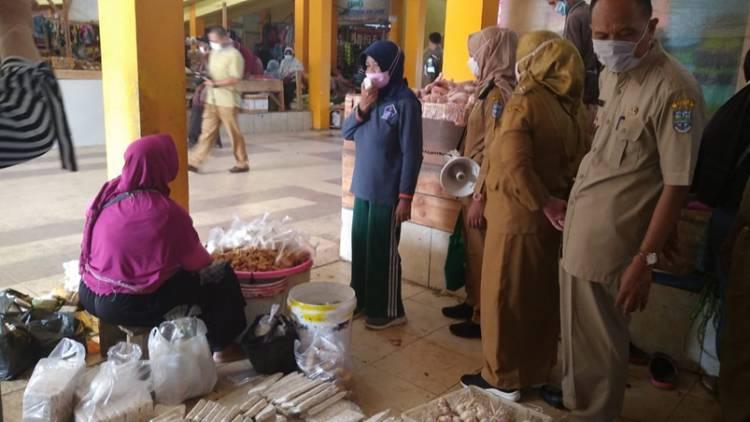 Walikota Banjar Geram Masih ada Pedagang yang Membandel tidak Mau Pindah ke Lantai Atas