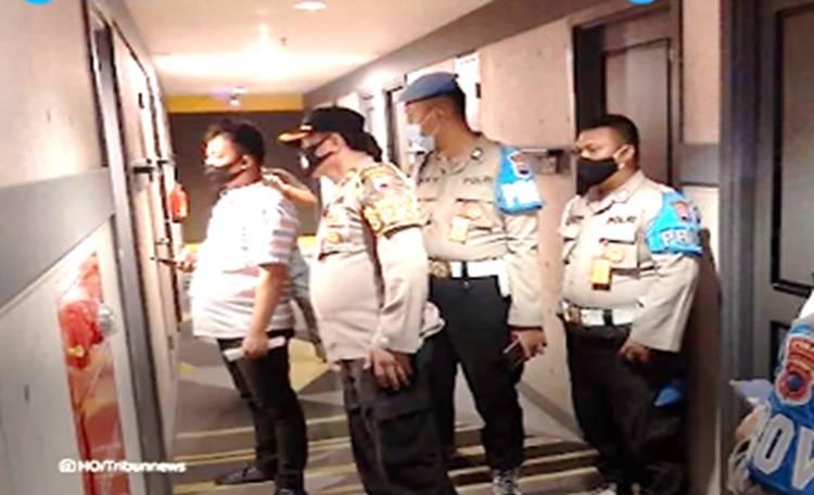 Viral Oknum Polwan Sedang Berduaan dengan Senior di Kamar Hotel Digerebek Suami yang Juga Polisi