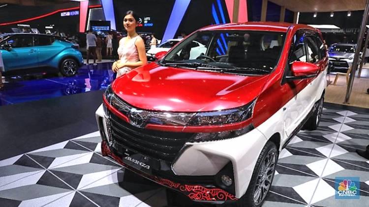 Daftar Penjualan Mobil Baru yang Menyalip Penjualan Toyota Avanza dan Terlaris Tahun 2020