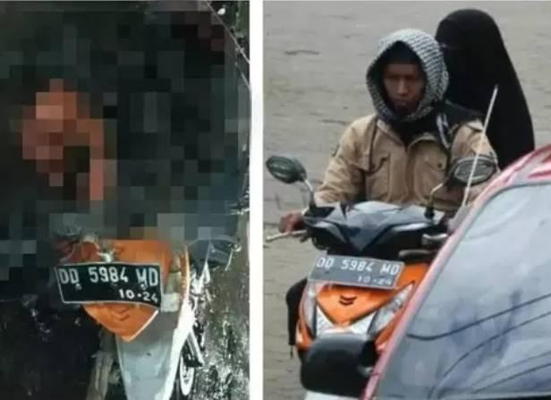 Sebelum Beraksi,Pelaku Bom Bunuh Diri Di Gereja Katedral Makassar,Menulis Surat Wasiat