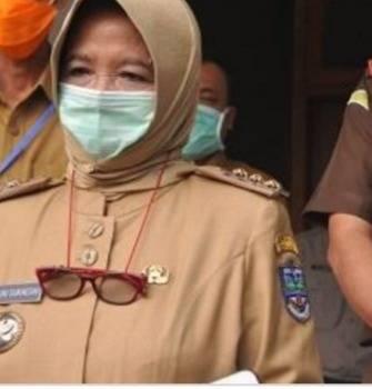 Walikota Banjar Semakin Percaya Diri Setelah Terima Pemberian Vaksin Covid-19 ke-2