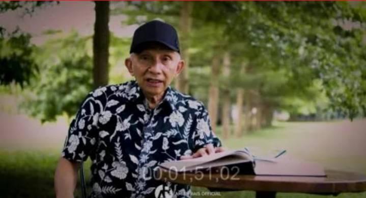 Presiden Joko Widodo Legalkan Investasi Miras Di Beberapa Propinsi,Amin Rais Menilai Jokowi Telah Menabrak Peraturan Agama