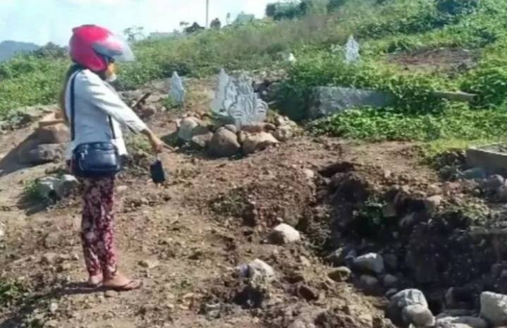 Tiga Jenazah Covid 19 Yang Telah Dimakamkan Hilang Dari Kuburan