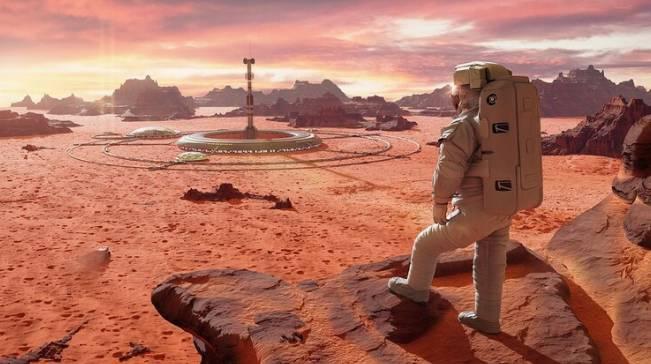 Ilmuwan Kembangkan Bioteknologi untuk Mendukung  Kehidupan Manusia di Planet Mars