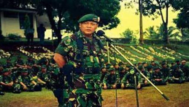 Baru Pertama Kali Di Indonesia,Cerita Menarik Tentang Seorang Jenderal Soal Jabatan