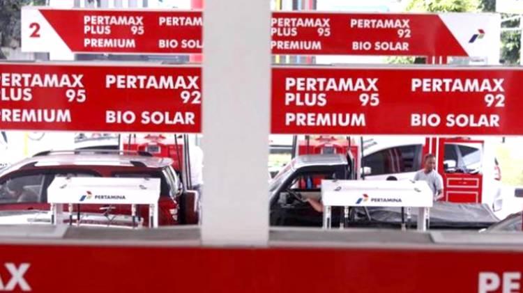 Hari Ini 21 Maret 2021, Harga BBM Pertalite Turun Setara Harga Premium, Mulai dari Kota Makassar