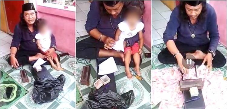 Dukun Viral Pengganda Uang di Bekasi Diamankan Polisi Beserta Seluruh Keluarga