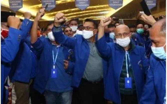 Demokrat AHY: Kubu Moeldoko Kini Ibarat Layangan Putus