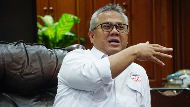 Ketua KPU Tak Setuju Pembentukan Tim Pencari Fakta Kecurangan Pemilu 2019, Ini Alasannya....
