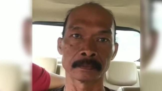 Polisi Tangkap Pria dengan Banyak Akik yang Hina Jokowi di Bogor