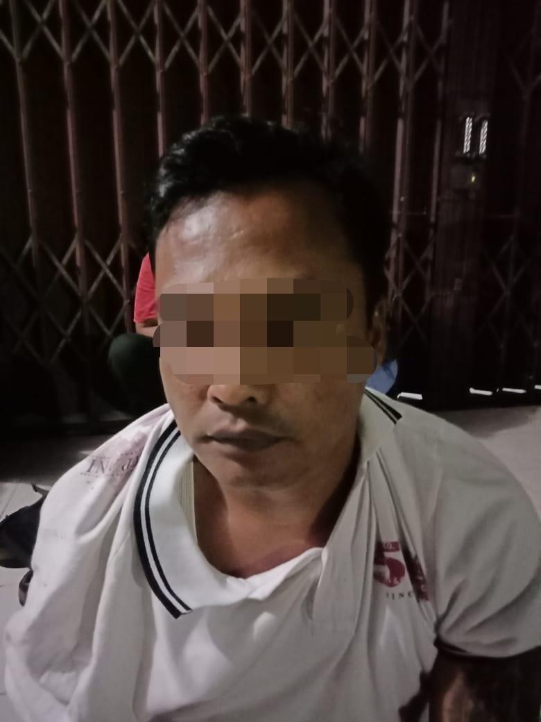 Bandar Narkoba Asal Rohul Ditangkap Resnarkoba Polres Kampar Bawa 309 Gram Shabu