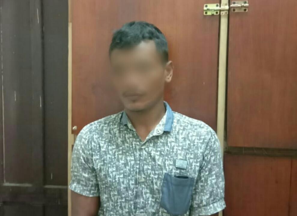 Pelaku Pencurian Lembu Pada 7 Bulan yang Lalu Akhirnya Diciduk Polisi
