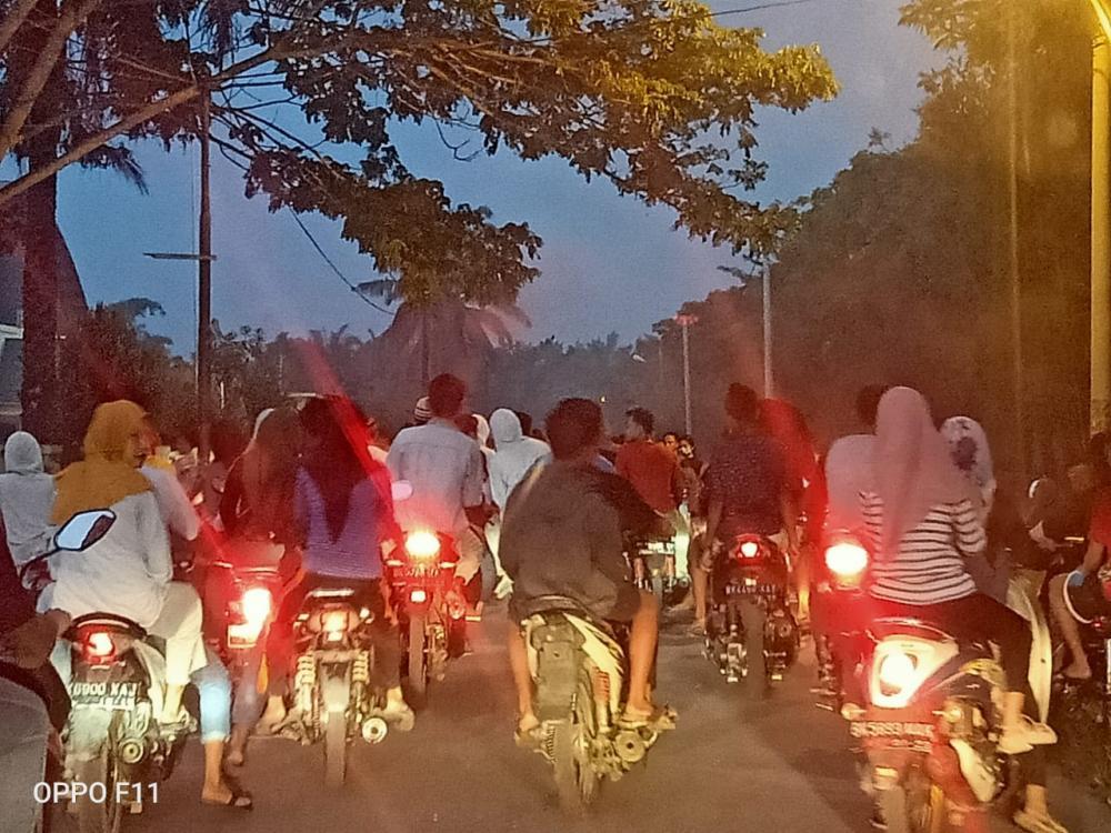 Polres Sergai Gelar Patroli Asmara Subuh