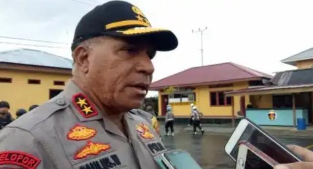 Bentrok Oknum TNI Dengan Polri Di Papua,Dua Anggota Polri Meninggal