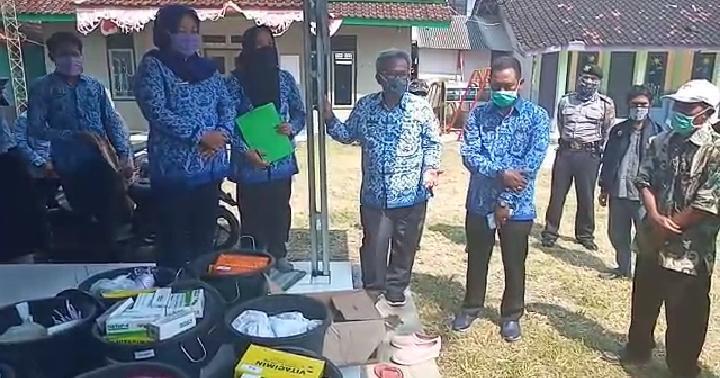 Pemerintah Desa Rejasari Dirikan Posko, Minimalisir Penyebaran Covid-19
