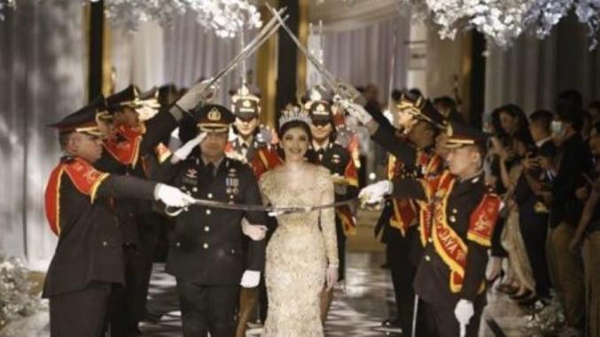 Kapolsek Kembang Di Copot,Gelar Resepsi Pernikahan Ditengah Pandemi Covid 19