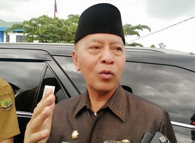 Positif Covid 19,  Wali Kota Tanjung Pinang Meninggal Dunia