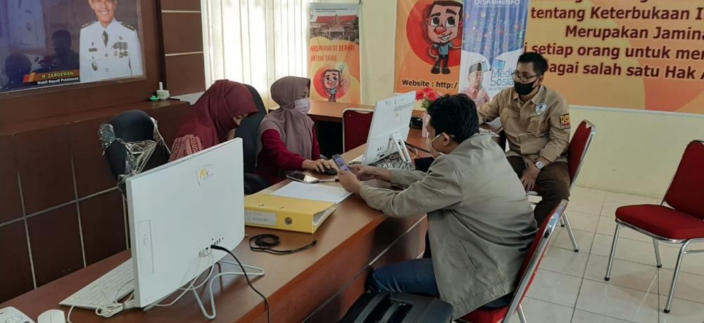 Abdullah Apresiasi Keberadaan Media Center Covid-19
