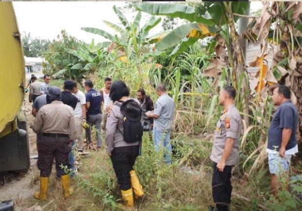Ditreskrimum  Polda Riau tangkap 5 pelaku jaringan Illegal Taping antar Provinsi, Rugikan Negara 2,4 Milyar rupiah.
