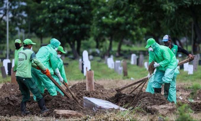 Pasien PDP asal Pangkalan Kerinci Meninggal di Pekanbaru