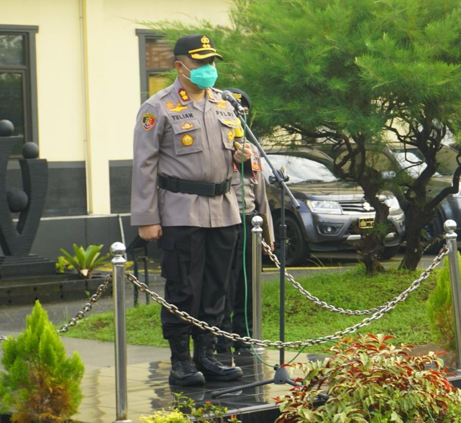 Kapolres Banjar Perbatasan Lalin Jawa Tengah Menuju Jawa Barat atau Sebaliknya Sudah Jauh Berkurang