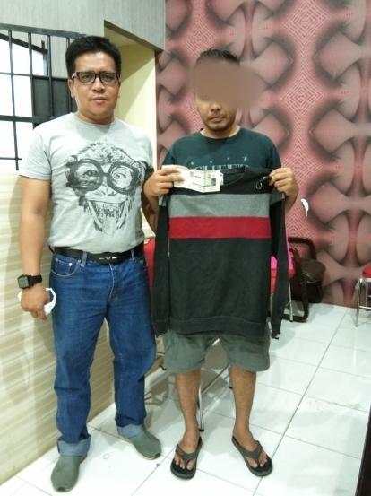 Pelaku Pencurian Di Rest Area Tol Teluk Mengkudu Berhasil Ditangkap