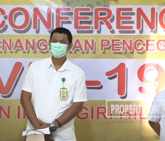 Video Breaking News,Kab Inhil Bertambah Satu Orang Kasus Terpapar Covid 19