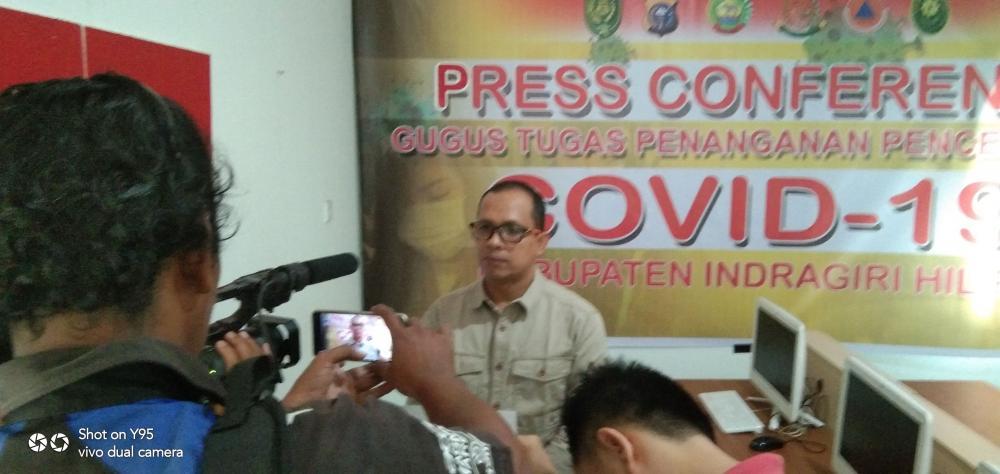 Update Covid 19 Pertanggal 2/04/2020 Kabupaten Idragiri Hilir