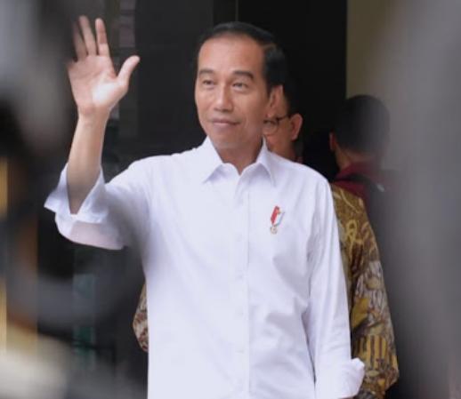 "Presiden Joko Widodo Intruksikan BUMN ""Keroyokan"" Buka Lahan Baru Untuk Persawahan"