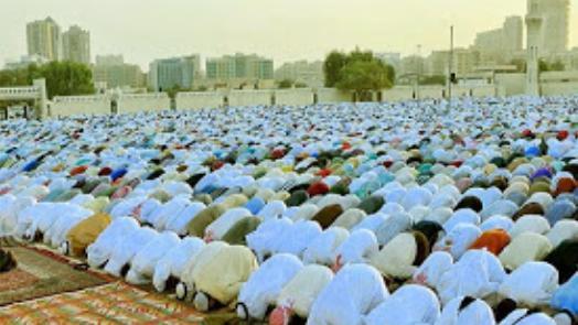 Surat Edaran Menag : Meniadakan salat Idul Fitri dan Silaturahmi Lebaran Kerabat,Tetangga Via Online