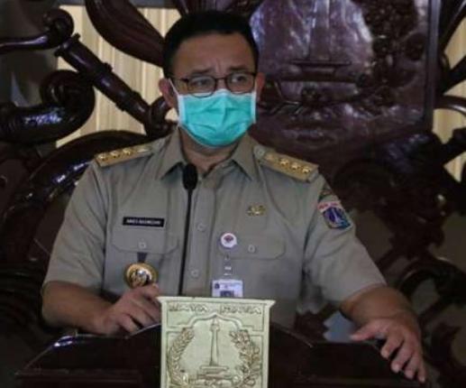 Gubernur DKI Anies Baswedan Bantuan Rp 1 Juta Perkeluarga Untuk 3,7 Juta Penduduk Miskin Jakarta Perbulan