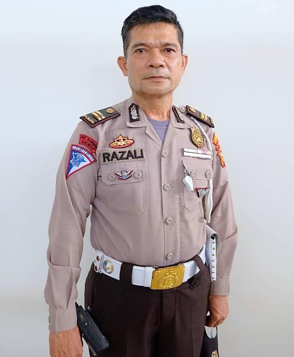 """Sosok Polisi Teladan Iptu Razali : """"Saya Bertekad Wujudkan Tanggungjawab Tugas Bagi Masyarakat"""""""